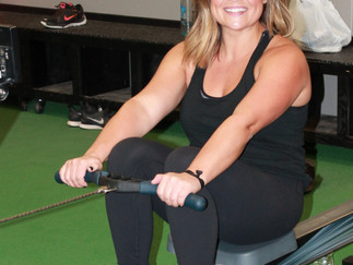 Client of the Month: Katie Rosengren