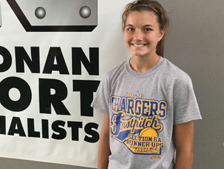 Athlete of the Week: Bailey Schaefer