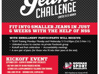 2015 Jeans Challenge