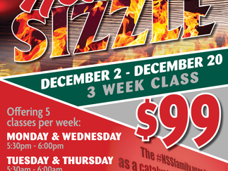 Holiday Sizzle 2019
