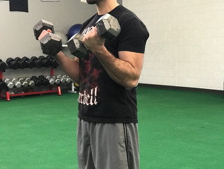 """3 Week Arm """"Finisher"""" Series"""