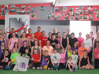 Sweatin' For A Cause #2 - Saturday, June 13th @ 9:00 a.m.