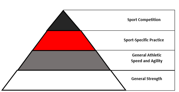 Hierarchy of Athletic Performance Training