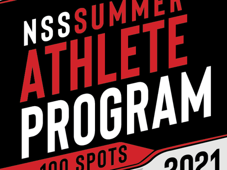 SAVE THE DATE: Summer Athlete Program
