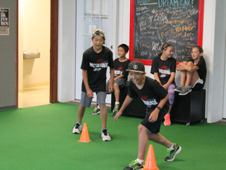 Spring Conditioning Camp - REGISTRATION OPEN