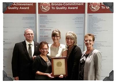 Bronze Award Winner