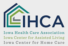 Iowa Health Care Association Logo