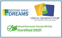 Second Wind Dreams Virtual Demential Tour Certified
