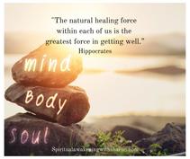 We are master self-healers.