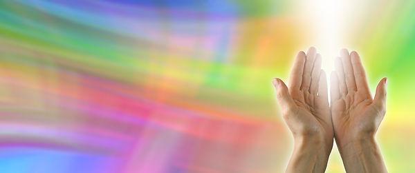 Color healing website banner  -  Color h