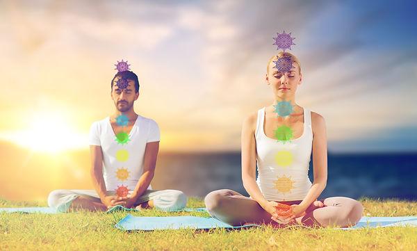 mindfulness, spirituality and outdoor yo