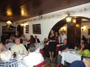 Apresentando Jantar Harmonizado à Portuguesa na Majórica.