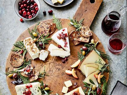 Harmonização perfeita para queijos e vinhos