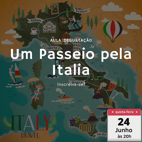 Um passeio pela Itália