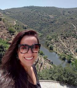 Rio Douro em Portugal