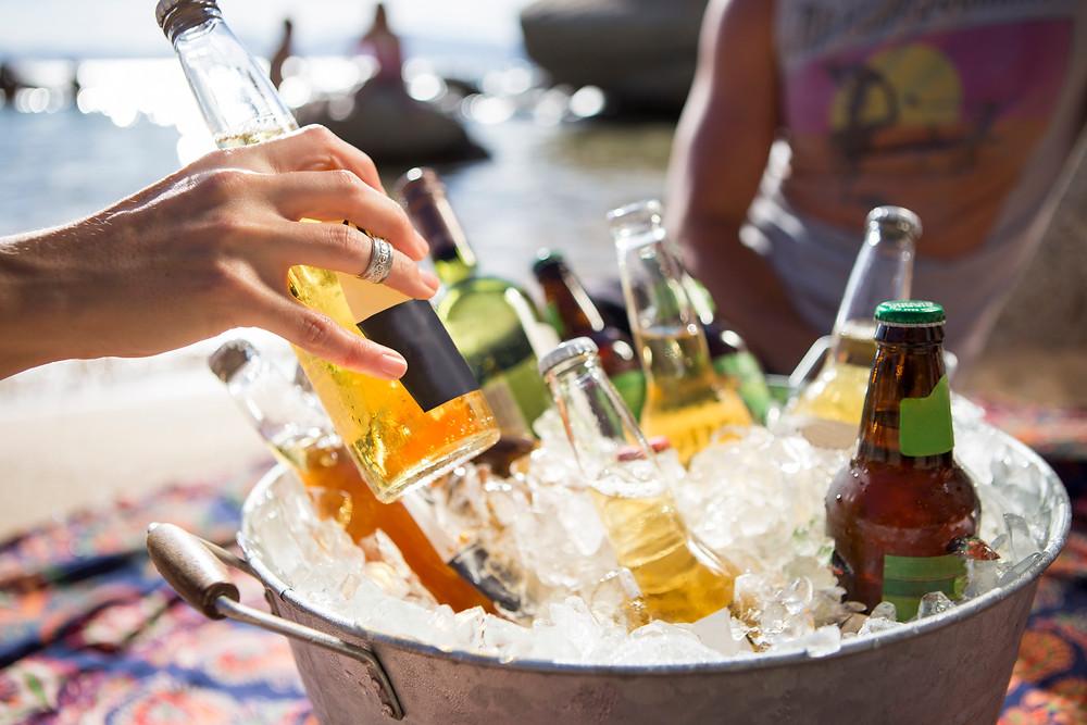 Balde de bebidas (Foto: Getty Images)