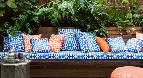Upholstery fabrics by Charles Parsons - Australian supplier stocked by Upholstery by Design