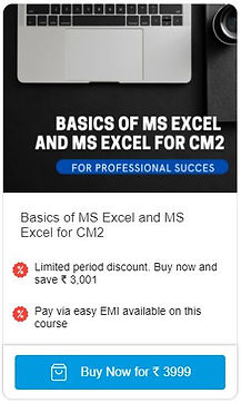 Basics of MS Excel and MS Excel for CM2.JPG