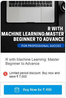 R with Machine Learning_Master Beginner to Advance.JPG