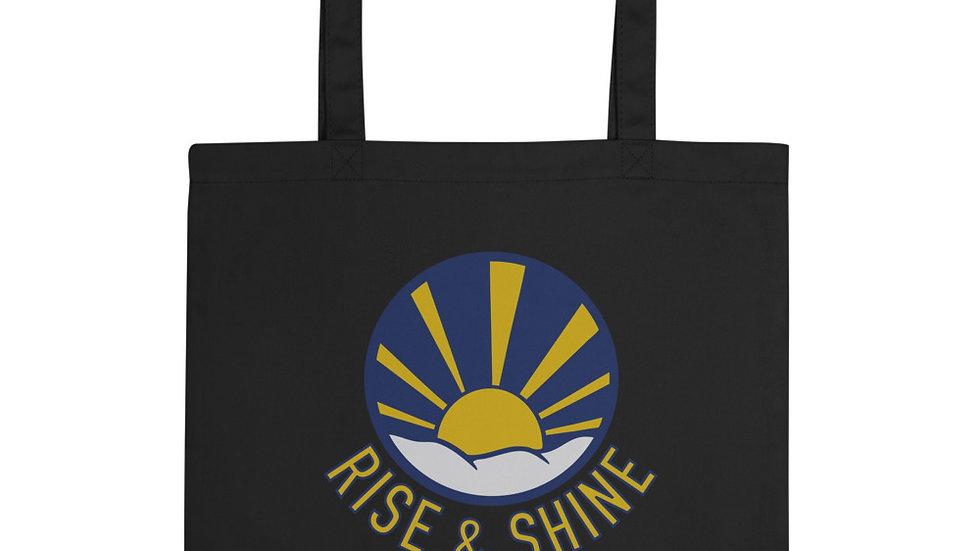 RISE & SHINE Eco Tote Bag