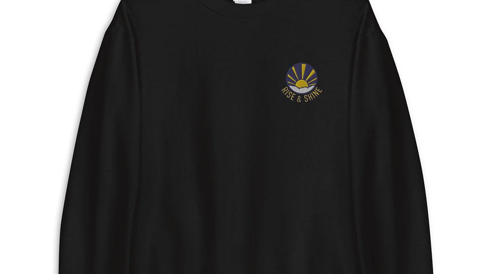 RISE & SHINE Unisex Sweatshirt