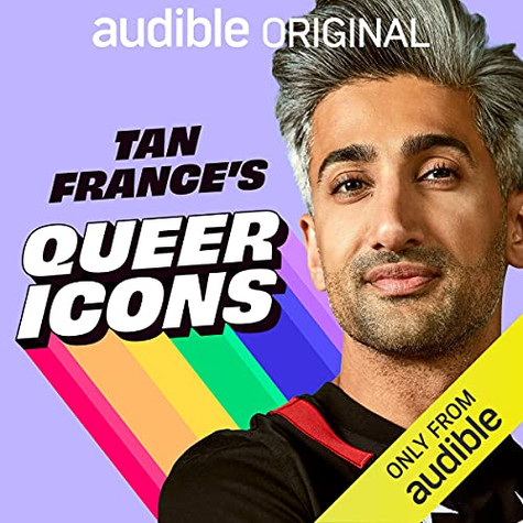 Tan France's Queer Icons