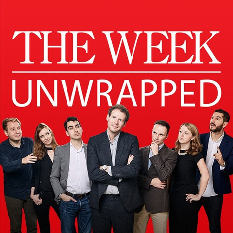 The Week Unwrapped with Olly Mann
