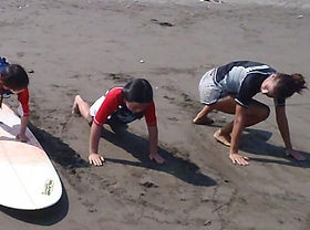 Surfing Lessons Costa Rica