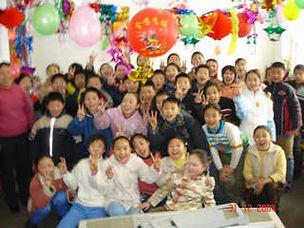 Teach children abroad