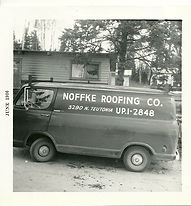 Noffke Roofing Since 1952