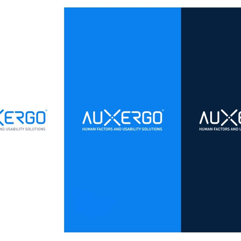 Auxergo New Branding