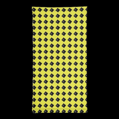 The Original World Turner Classics Est 2o21 yellow (Designer) Neck Gaiter