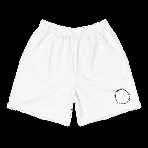 The Original WTC Star Circle (Black/Grey) Sport Shorts
