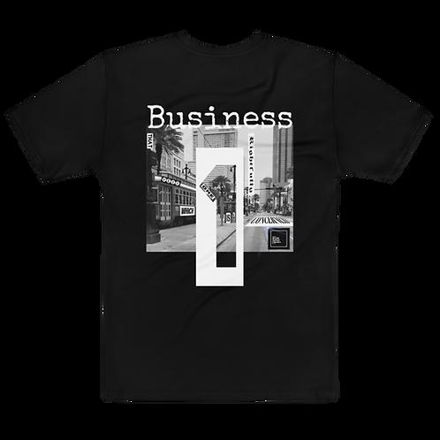Classic Business Tee - Black