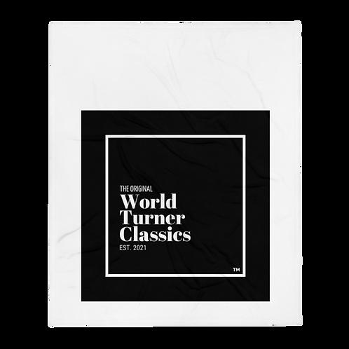 The Original World Turner Classics Throw Blanket