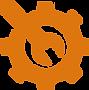 WTC (orange) Repair and Maintenance Icon