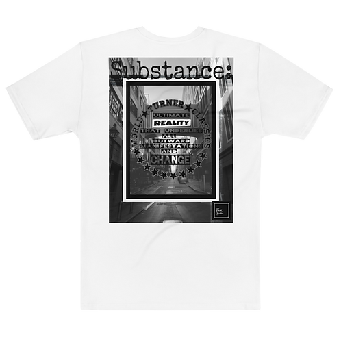 Classic Substance Tee - White