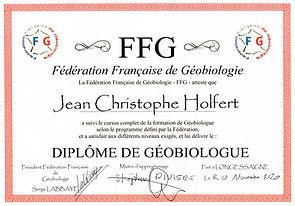 JCH FFG Diplome de Geobiologue.jpg