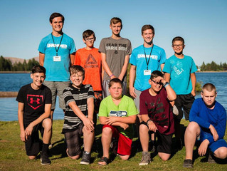 Camp Morrow and Clatskanie
