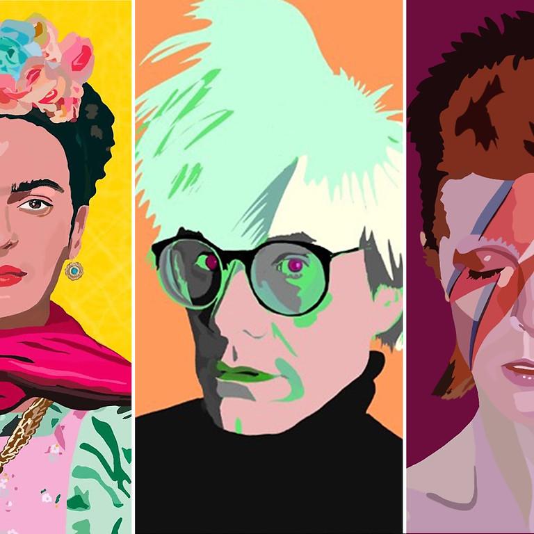 קורס היברידי חדש 21.7.2021| אופנה: גיבורי תרבות