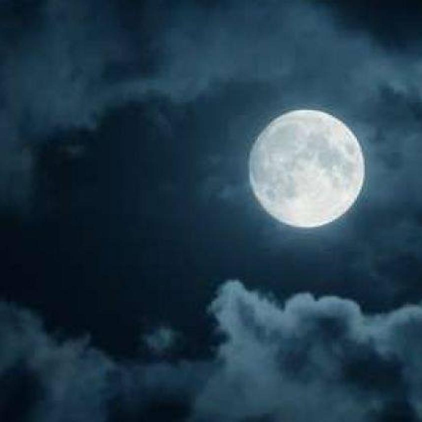טיול ספלינג ירח מלא בנחל יזרח