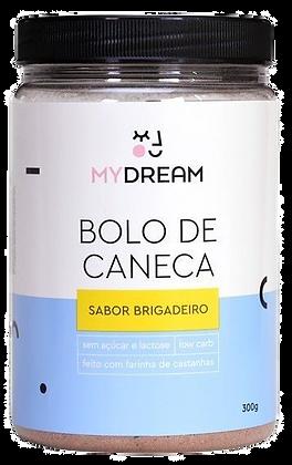 BOLO DE CANECA MY DREAM