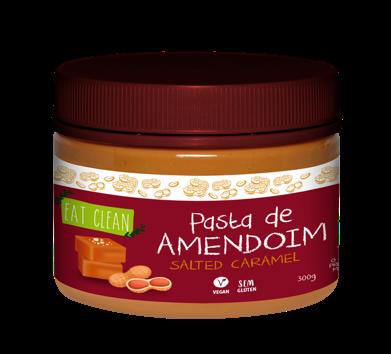 Pasta de Amendoim Eat Clean