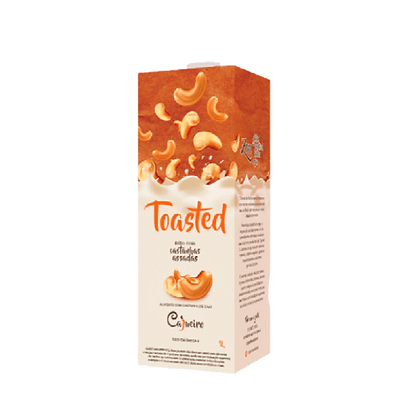 Leite Vegetal Cajueiro Toasted 1L