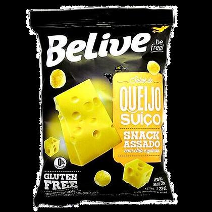 Snack Multigrãos Belive