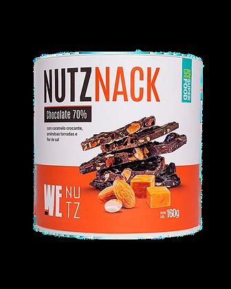 Nutznack Chocolate 70%