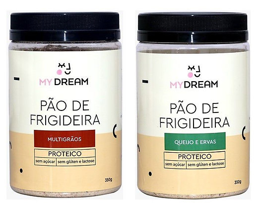 PÃO DE FRIGIDEIRA MY DREAM