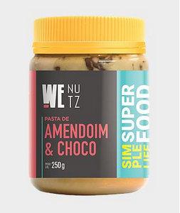 Pasta de Amendoim e Chocolate We Nutz