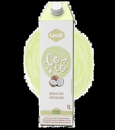 Leite Vegetal Coco Leatt 1L