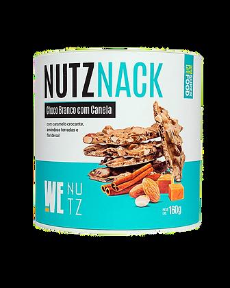 Nutznack Chocolate Branco com Canela